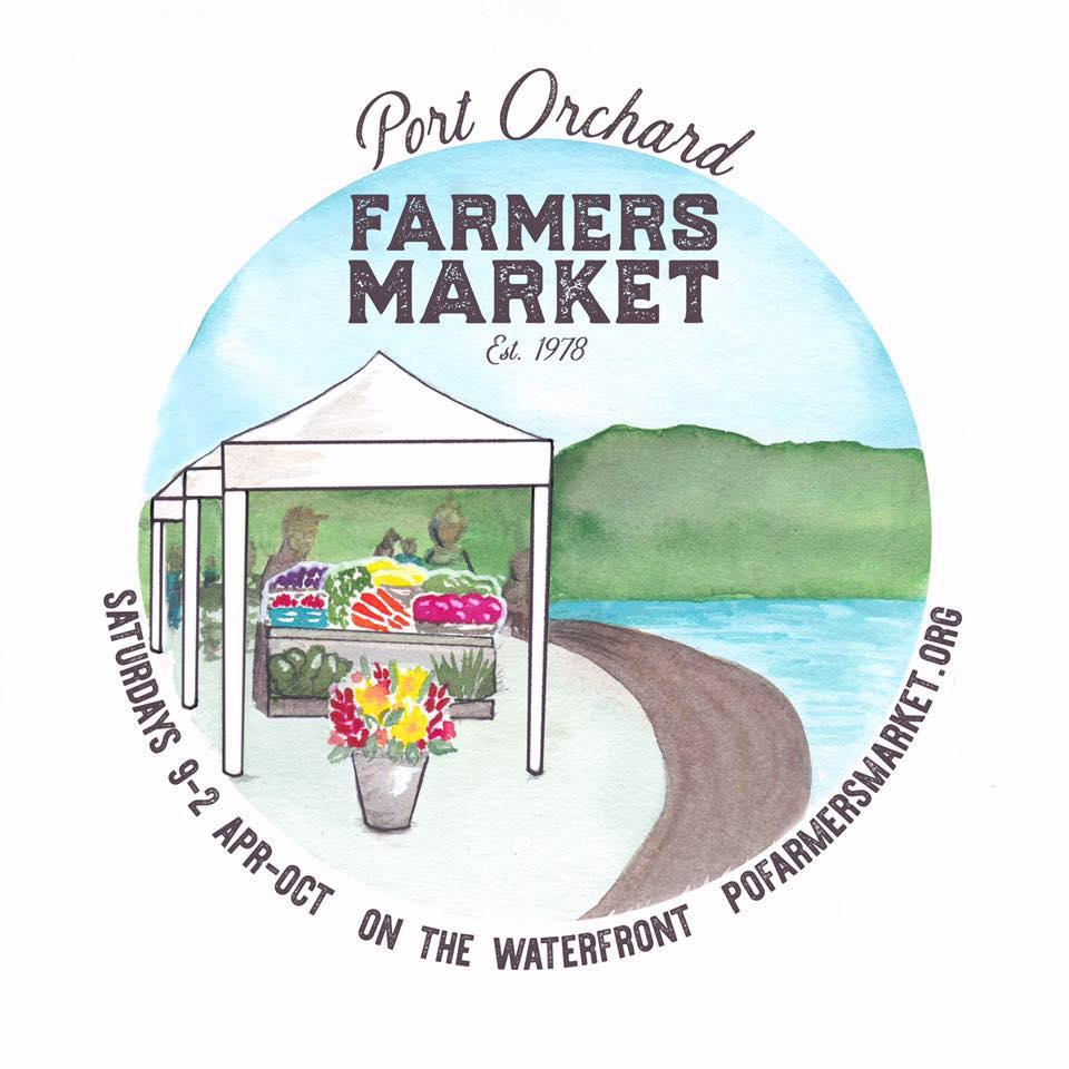 Port Orchard Market Logo