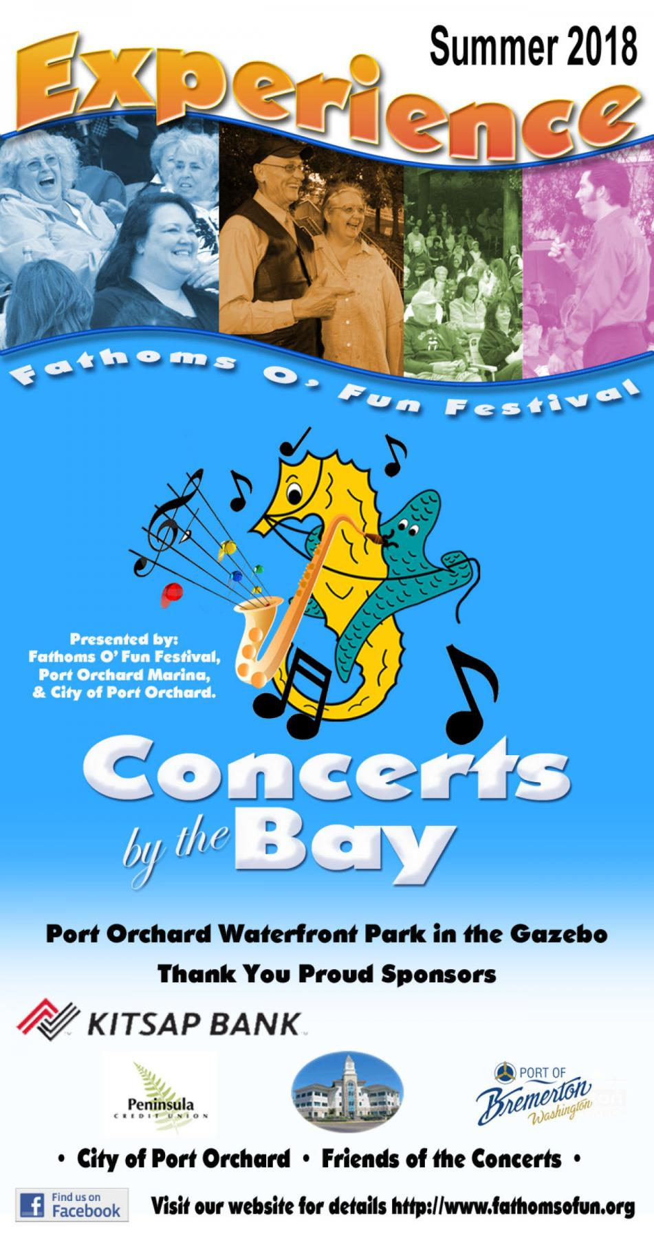 Concerts by the Bay