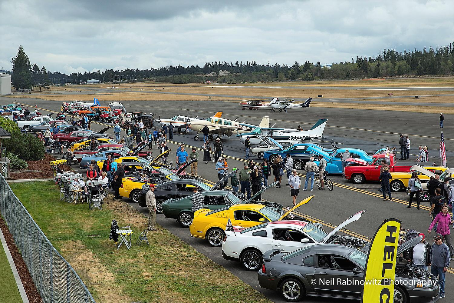 Fly-In and Car Show